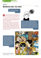 Unterrichtsmaterialen, Bogen A, Selma und du, Seite 2