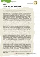 Unterrichtsmaterialen, Bogen D, Selma stirbt, Seite 12