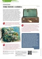 Unterrichtsmaterialen, Bogen E, Die Heimat herumtragen, Seite 2