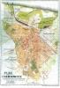 alter Stadtplan von Czernowitz