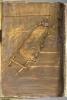 Zeichnung von Arnold Daghani, man sieht die aufgebahrte tote Selma