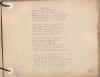 """Handschrift des Gedichtes """"Stefan Zweig"""""""